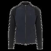 Alternate View 4 of Knit Hybrid Full Zip Jacket