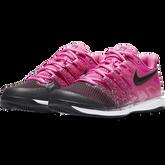 Alternate View 2 of NikeCourt Air Zoom Vapor X Women's Hard Court Tennis Shoe - Pink/Black