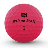 Alternate View 2 of Wilson Staff DUO Soft Optix Pink Golf Balls - Personalized
