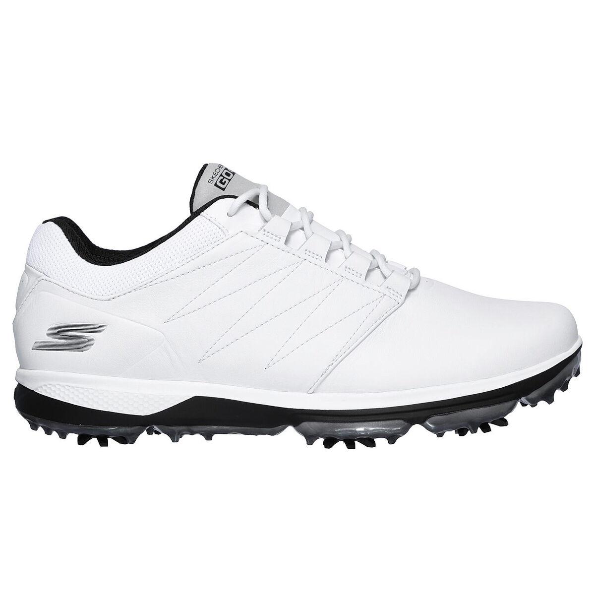 7fb5aadee6 Skechers GO GOLF PRO V.4 Men's Golf Shoe - White/Black   PGA TOUR ...