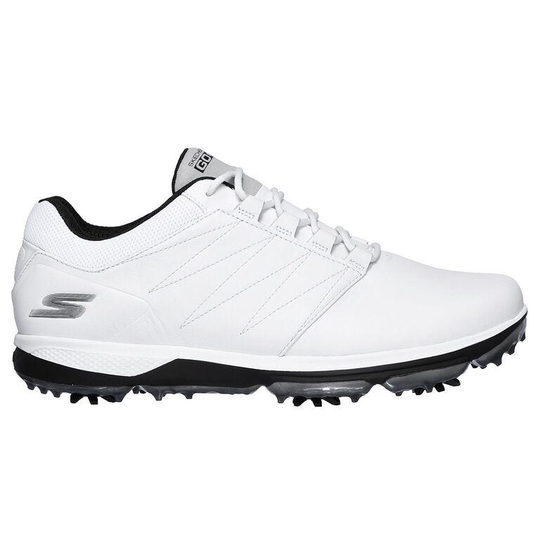 GO GOLF Pro V.4 Men's Golf Shoe - White/Black