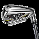 Alternate View 9 of KING SpeedZone Iron Set w/ Steel Shafts
