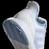 Alternate View 8 of adizero Defiant Bounce 2 Women's Tennis Shoe - Light Blue
