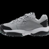 Alternate View 1 of NikeCourt Jr. Lite 2 Kids' Tennis Shoe - Grey/Blue