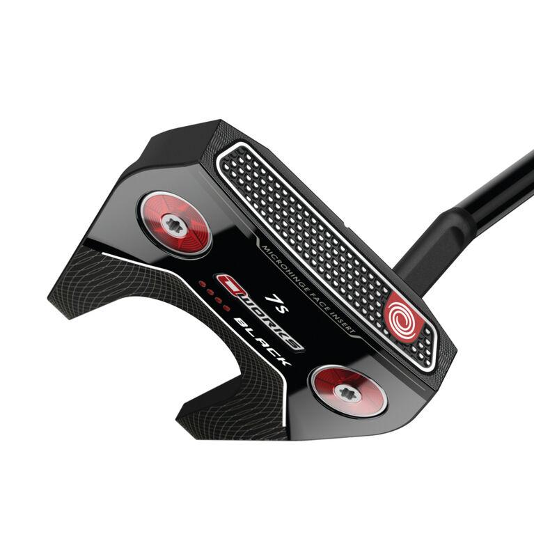 Odyssey O-Works #7S Black Putter w/ Winn Grip