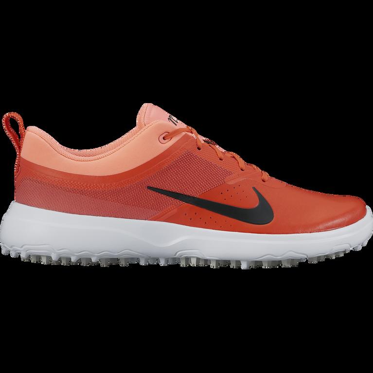 Nike Akamai Women's Golf Shoe - Orange
