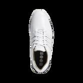 Alternate View 5 of TOUR360 XT Men's Golf Shoe - White/Black/Silver