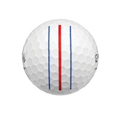 Alternate View 4 of Chrome Soft Triple Track Golf Balls - Personalized