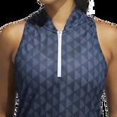 Alternate View 3 of Primegreen HEAT.RDY Racerback Sleeveless Polo Shirt