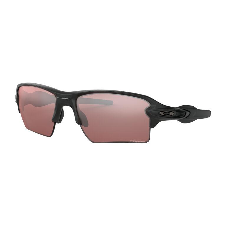 Flak 2.0 XL Matte Black w/ Prizm Dark Golf