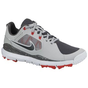 Nike TW 14 Mesh Men's Golf Shoe - Grey