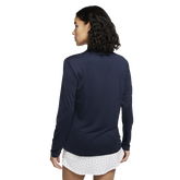 Alternate View 4 of Dri-FIT UV Victory Long Sleeve 1/2-Zip Pull Over