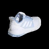 Alternate View 4 of adizero Defiant Bounce 2 Women's Tennis Shoe - Light Blue