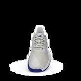 Alternate View 8 of ADIWEAR™ 6 CourtJam XJ Junior's Tennis Shoe - Off White/Royal Blue