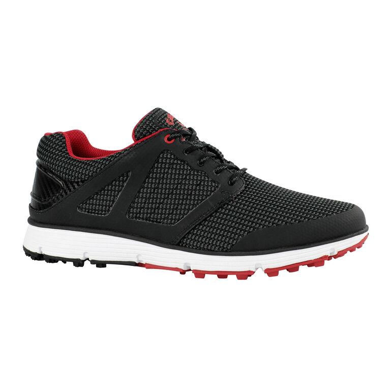 Balboa Vent 2.0 Men's Golf Shoe - Black/White/Red