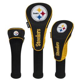 Team Effort Pittsburgh Steelers Set of 3 Headcovers