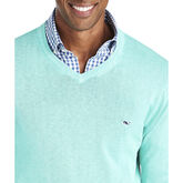 FA18-V Neck Sweater