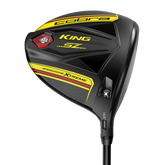 KING SpeedZone XTREME Driver - Black/Yellow