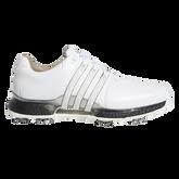 TOUR360 XT Men's Golf Shoe - White/Black/Silver