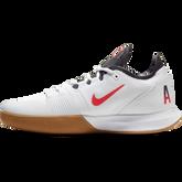 Alternate View 2 of Air Max Wildcard Men's Tennis Shoe - White/Red
