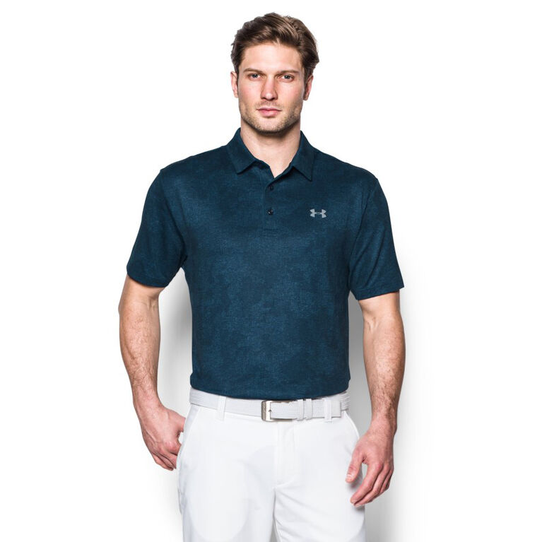 Under Armour Print Playoff Polo