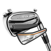 Cobra King Forged Irons 4-PW w/Steel Shafts
