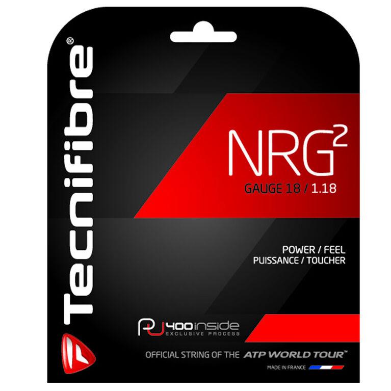 Tecnifibre NRG2 18 Gauge String Set - Natural