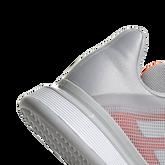 Alternate View 5 of Solematch Bounce Women's Tennis Shoe - Grey/Orange