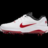 Alternate View 2 of React Vapor 2 Men's Golf Shoe - White/Red