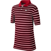 Alternate View 4 of Dri-FIT Victory Boys Striped Golf Polo