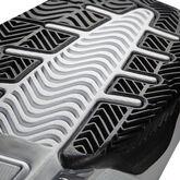 adidas Barricade Classic Wide 4E - Black/Silver