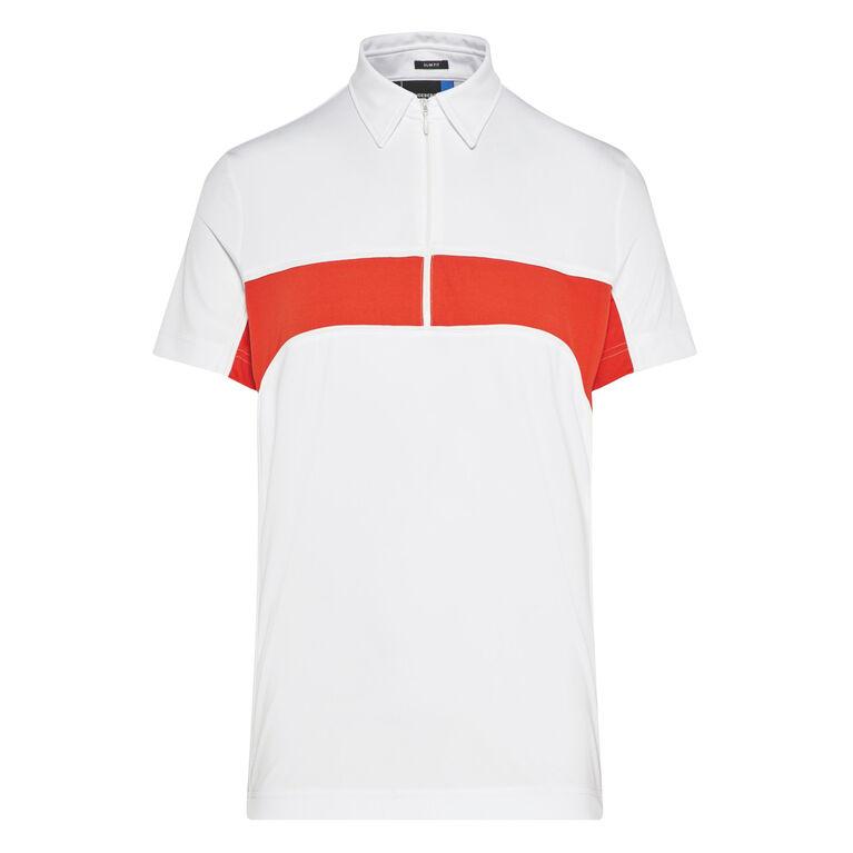 J Lindeberg Desmond TX Jersey Slim Fit Polo