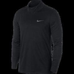 Superset Men's Long-Sleeve 1/4-Zip Training Top