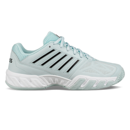 Bigshot Light 3 Women's Tennis Shoe - Light Blue/White