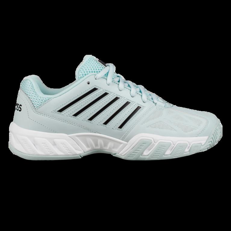 Bigshot Light 3 Women's Tennis Shoe - Light Blue/White