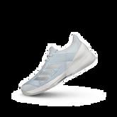 Alternate View 2 of Adizero Ubersonic 3 Women's Tennis Shoe - Light Blue/White