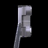 Alternate View 3 of Studio Stock 28 Slotback Center Shaft Putter w/ Standard Grip