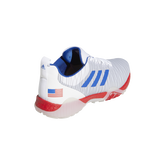 Alternate View 3 of CODECHAOS USA Men's Golf Shoe - Red/White/Blue