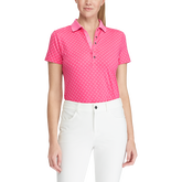 RLX Golf UV Tailored Fit Golf Polo