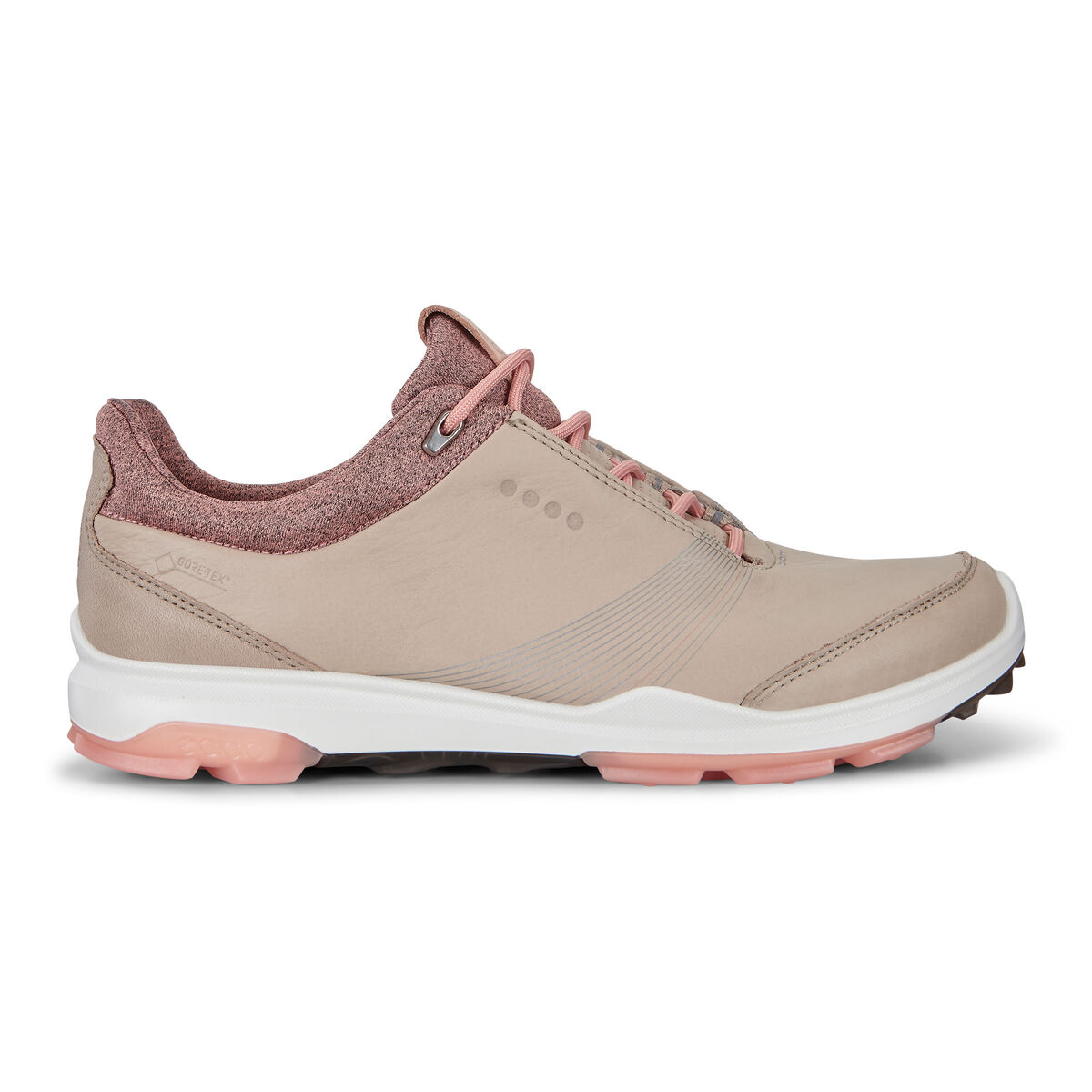 00ff522ec57d ECCO BIOM Hybrid 3 GTX Women s Golf Shoe - Tan
