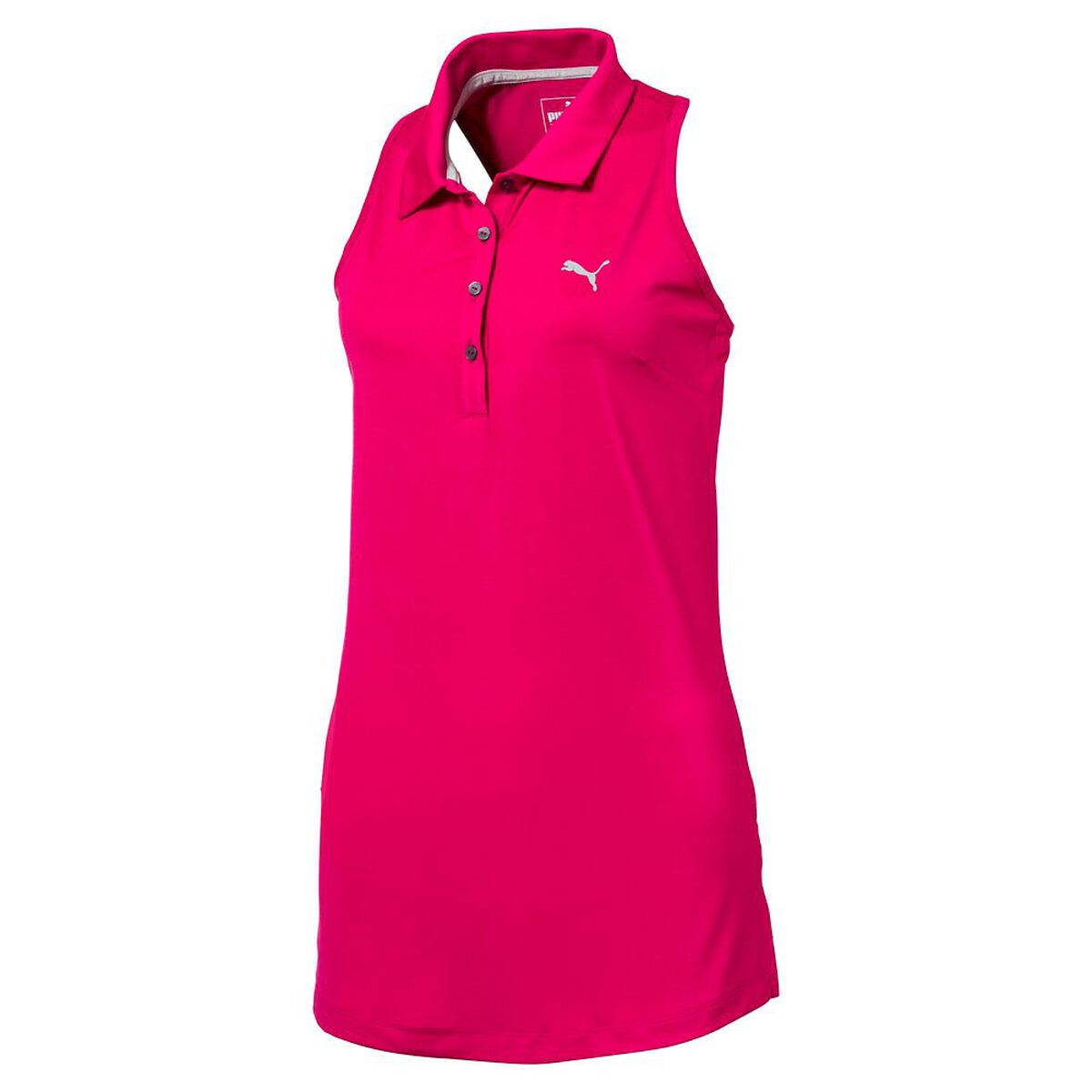 2ebd7eaadee33 Images. Puma Women  39 s Racerback Sleeveless Golf Polo