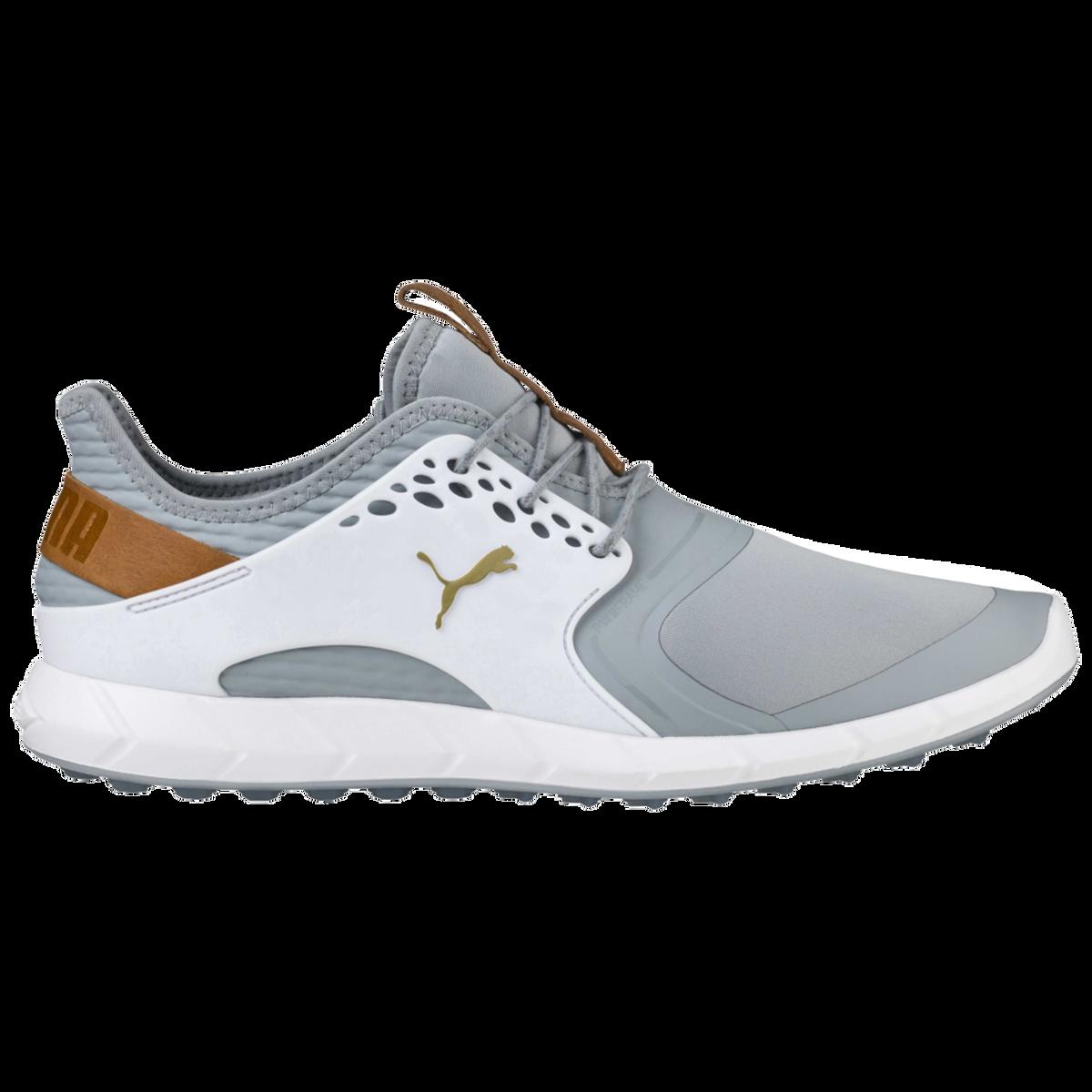 844ac8d92b PUMA IGNITE PWRSPORT Men's Golf Shoe - Grey/White