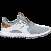 PUMA IGNITE PWRSPORT Men's Golf Shoe - Grey/White