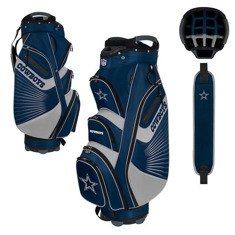 NFL Dallas Cowboys Bucket II Cooler Cart Bag