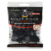 Alternate View 3 of Black Widow Golf Cleats (Pins) - Black