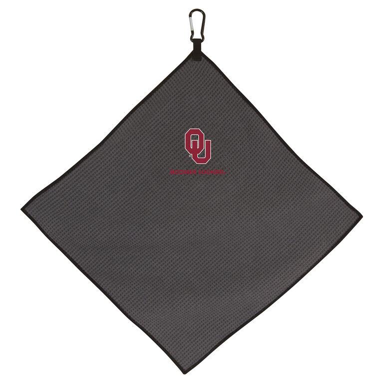 Team Effort Oklahoma 15x15 Towel