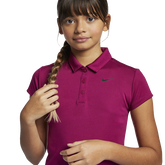 Alternate View 1 of Girls Solid Victory Polo
