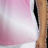 Alternate View 5 of Primegreen Gradient Sleeveless Polo Shirt