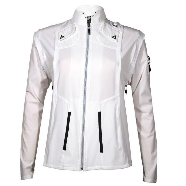 Jamie Sadock Jacket w/ Zip Off Sleeves