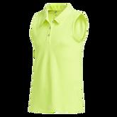 Sleeveless Tournament Girls Polo Shirt